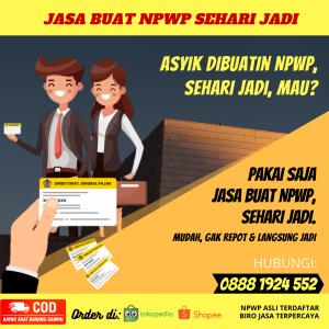 biro jasa npwp